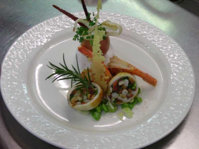 Stage didier anies la cuisine des poissons for Stage de cuisine gastronomique